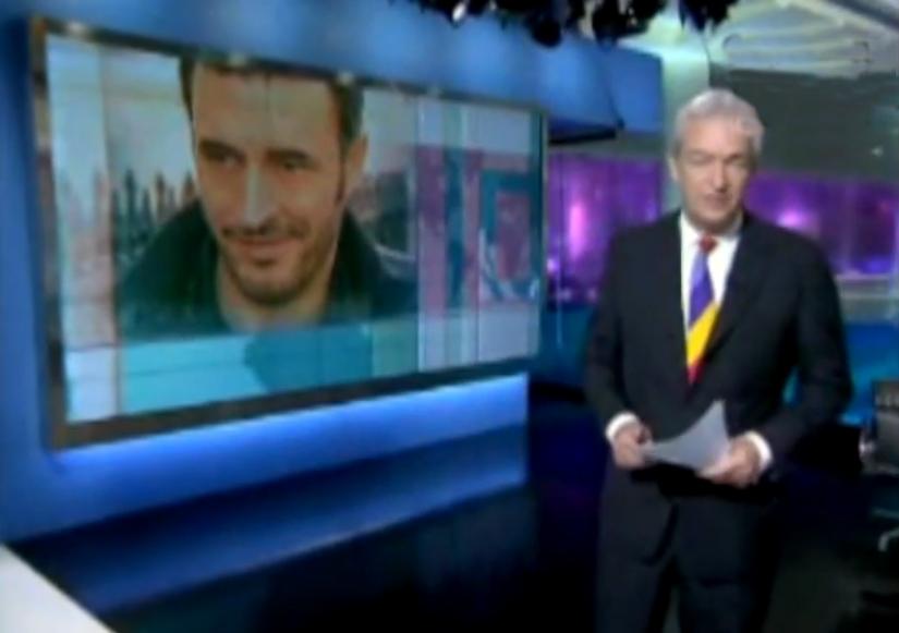 تحقيق قناة بي بي سي عن كاظم الساهر