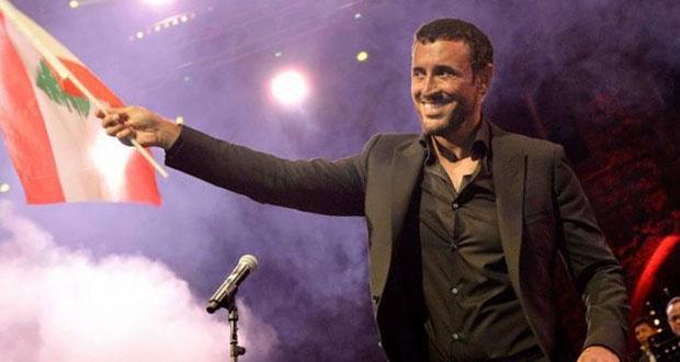 """كاظم الساهر في مهرجان """"إهدنيات"""" لبنان ٢٠١٥"""