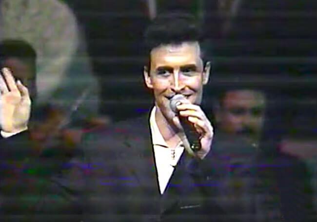 حفلة المسرح الوطني – العراق ١٩٩٦ HD