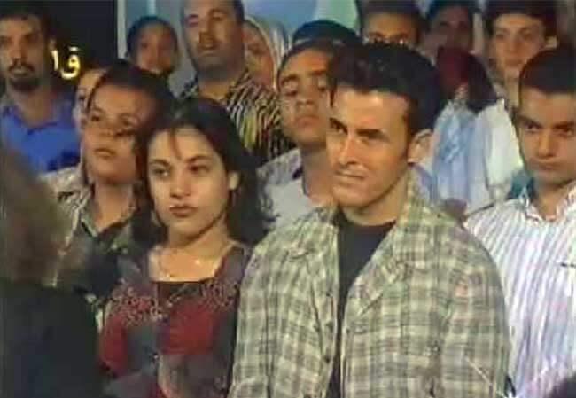 لقاء نادر برنامج حق الجماهير- كاظم الساهر ومنير بشير وكريم العراقي